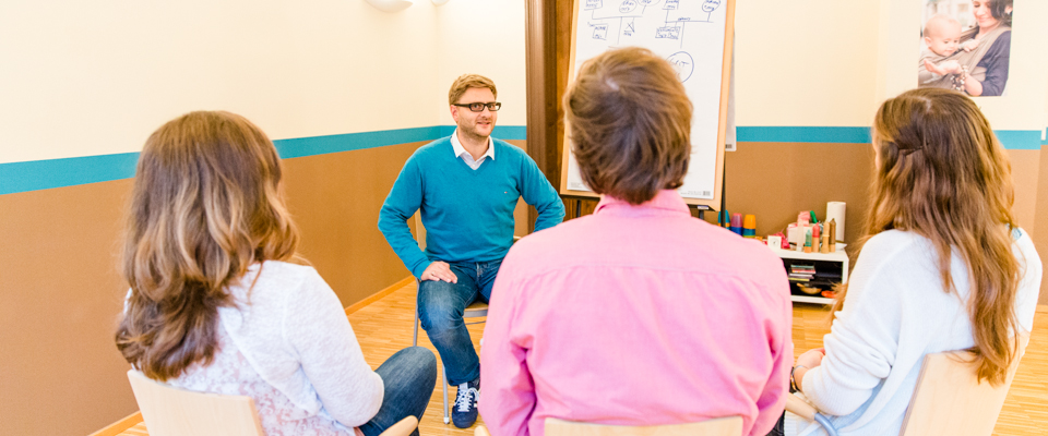 Teamsupervision in Leipzig